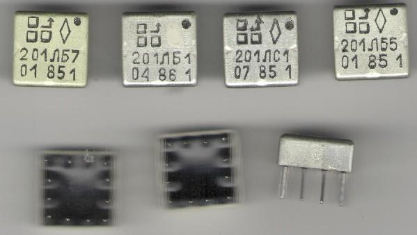 Гибридные микросхемы малой