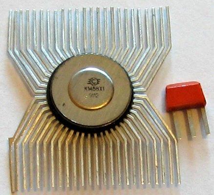 Схема для микрокалькулятора