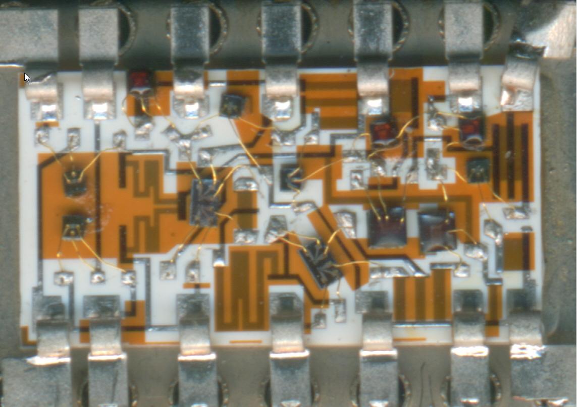 схема усилитель на к284уд1