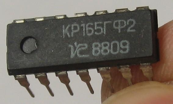 Генератор тактовых импульсов - 5e715